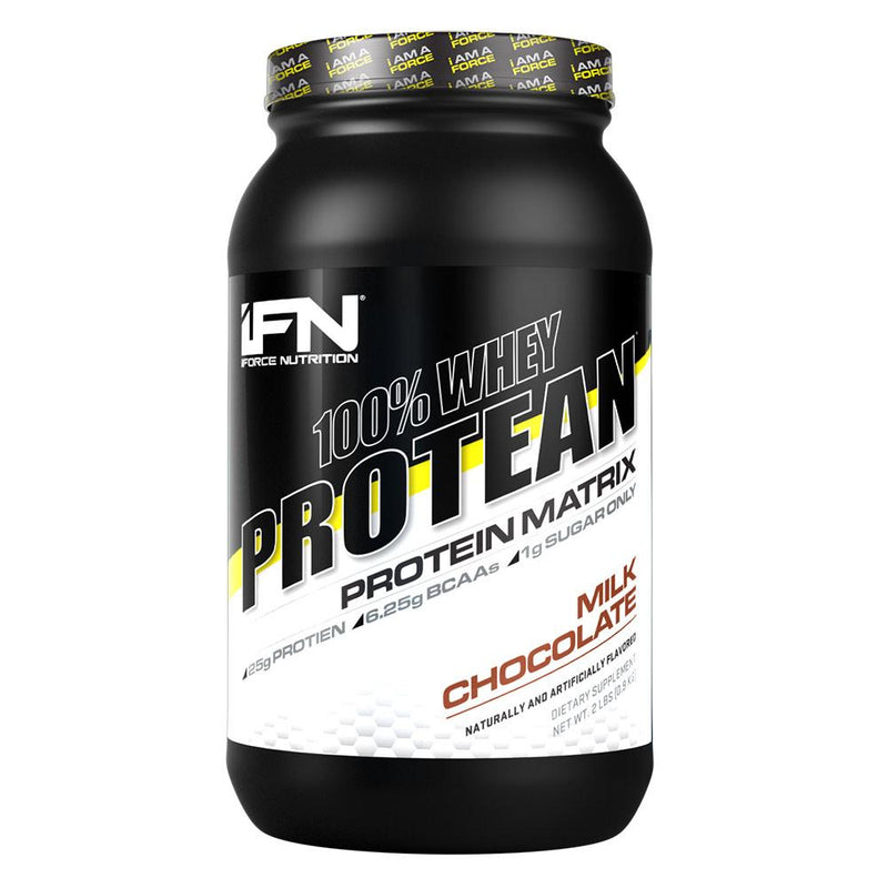 iForce Nutrition 100% WHEY PROTEAN™ Protein IFORCE 2lbs Milk Chocolate  (9797637827)