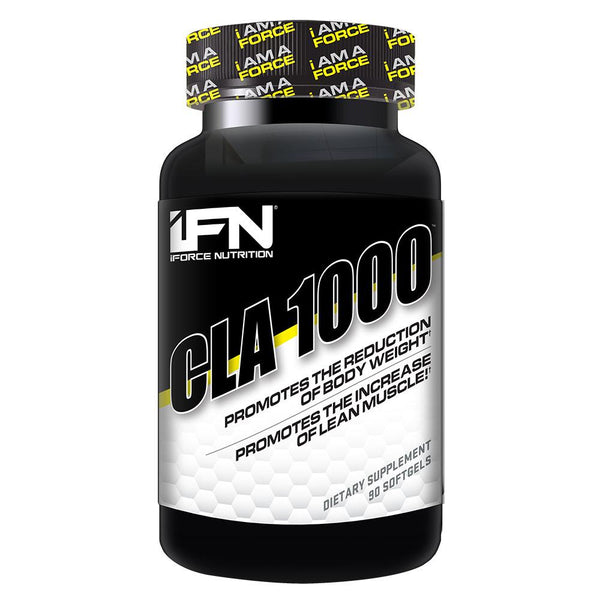 iForce CLA 1000 90SG Fat Burner IFORCE  (1497132728343)