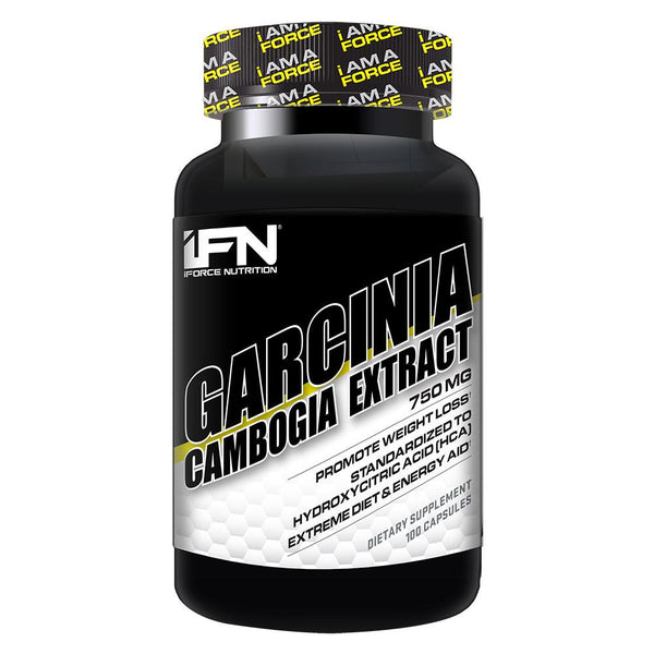 iForce Garcinia Cambogia 100C Fat Burner IFORCE  (1497133449239)