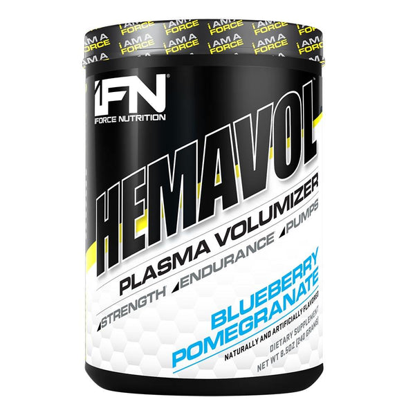 iForce Nutrition HEMAVOL™ Pre-Workout IFORCE Blueberry Pomegranate 32 svg  (9797628739)