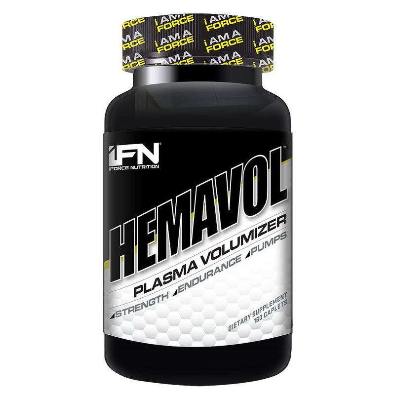 iForce Nutrition HEMAVOL™ Pre-Workout IFORCE 160 capsules  (9797628739)