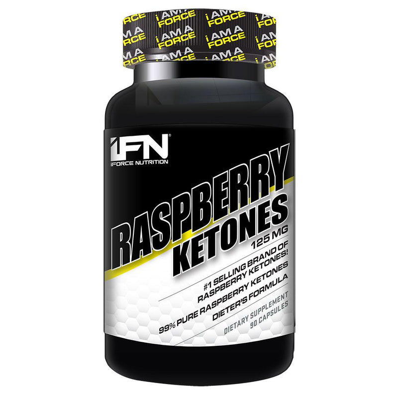 iForce Raspberry Ketones 90C Fat Burner IFORCE  (1497132793879)