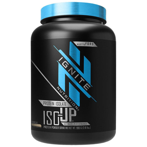 IGNITE Iso-Up 2lb Protein Powders Ignite Vanilla  (4377523027991)