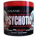 INSANE LABZ Psychotic 35 Servings Sports Performance Recovery Insane Labz Sour Cherry Colada  (1569133363223)
