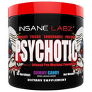 INSANE LABZ Psychotic 35 Servings Sports Performance Recovery Insane Labz Gummy Candy  (1569133363223)