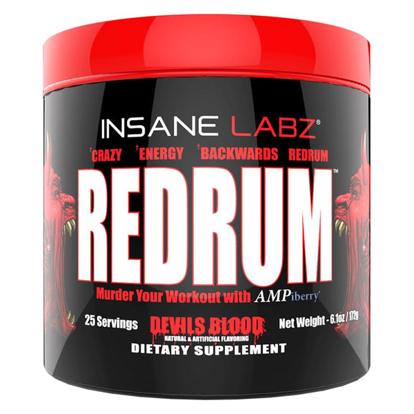 Insane Labz Redrum 25 Servings Specialty Health Products Insane Labz Devil's Blood  (1576930508823)