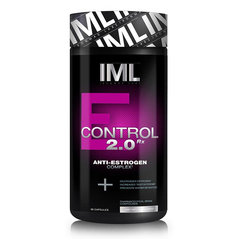IronMag Labs E-Control Rx 2.0 90C Sports Performance & - Recovery IronMag Labs  (1381539217431)