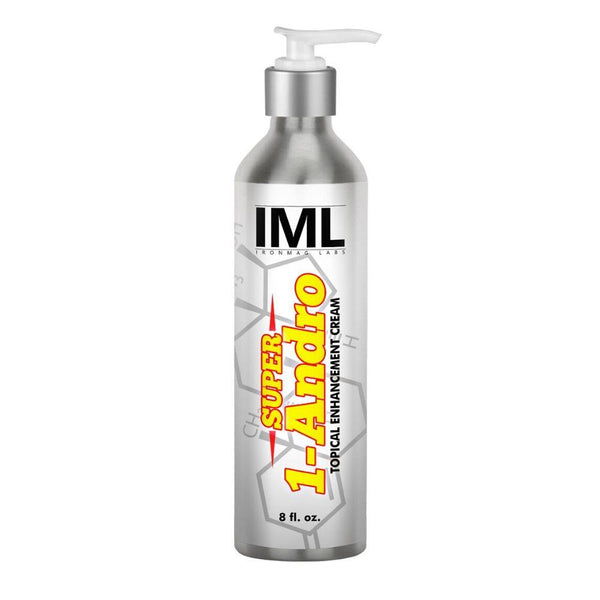 IronMag Labs Super 1-Andro Topical Enhancement Cream Sports Performance & - Recovery IronMag Labs  (1381506023447)