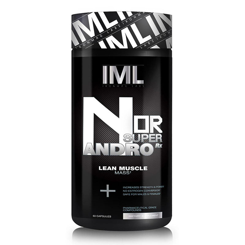 IronMag Labs Super Nor-Andro RX 60C Sports Nutrition IronMag Labs  (1381440880663)