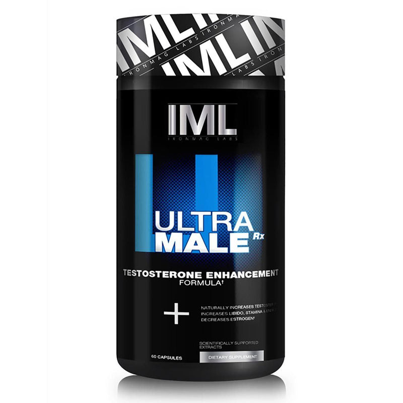 IronMag Labs Ultra Male Rx 60C Sports Performance & - Recovery IronMag Labs  (1381505007639)