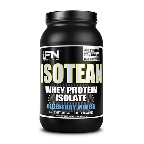 iForce Nutrition ISOTEAN™ Protein IFORCE 2lbs Blueberry Muffin  (9797634051)