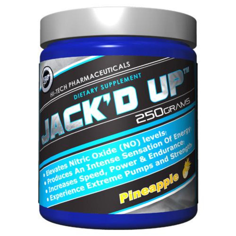 Hi-Tech Pharmaceuticals Jack'd Up™ Pre-Workout Hi-Tech Pharmaceuticals Pineapple 45 Servings  (9797552579)
