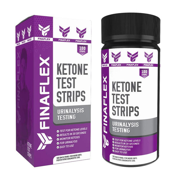Finaflex Ketone Test Strips 100Ct Specialty Health Products Finaflex  (3960120770583)