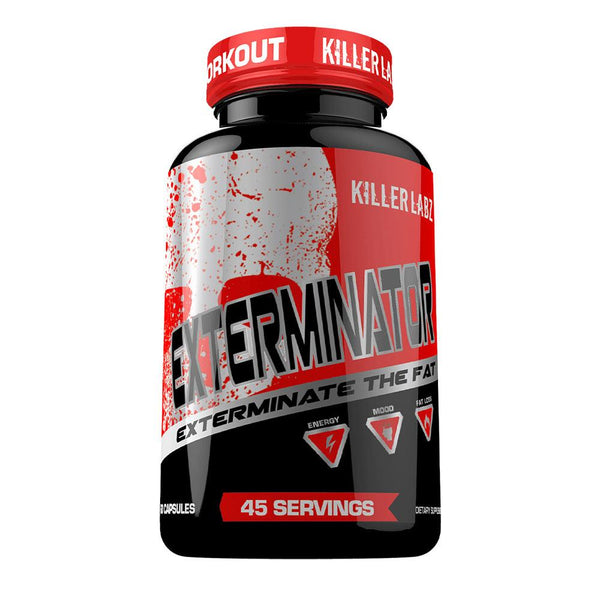 Killer Labz Exterminator 45C Fat Burner Killer Labz  (1493572255767)