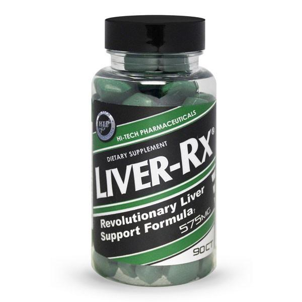 Hi-Tech Pharmaceuticals Liver-Rx™ Health Supplements Hi-Tech Pharmaceuticals 90 CT  (9797554115)