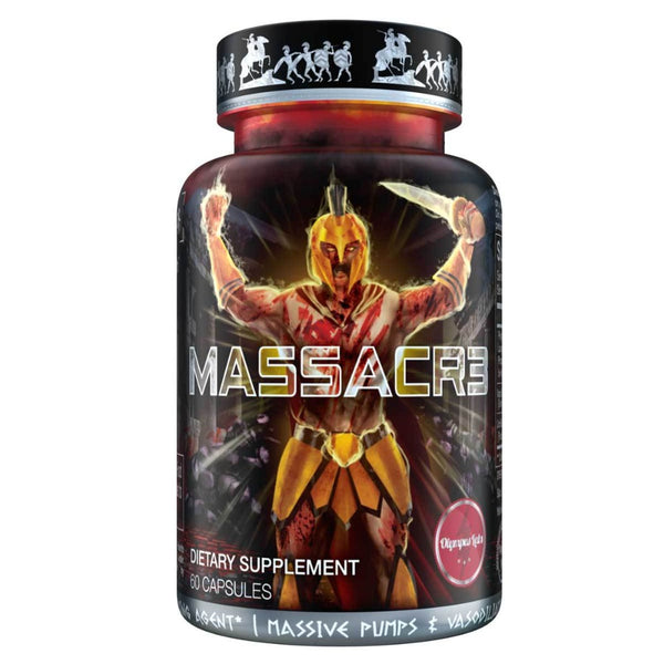 Olympus Labs Massacr3 60 Caps Sports Nutrition Olympus Labs  (59517796355)