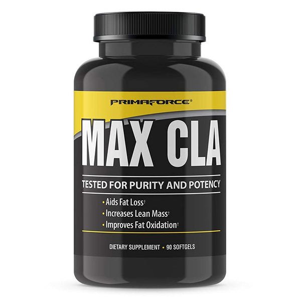 PrimaForce MAX CLA 1000mg 90ct Fat Burner PrimaForce  (572711239713)
