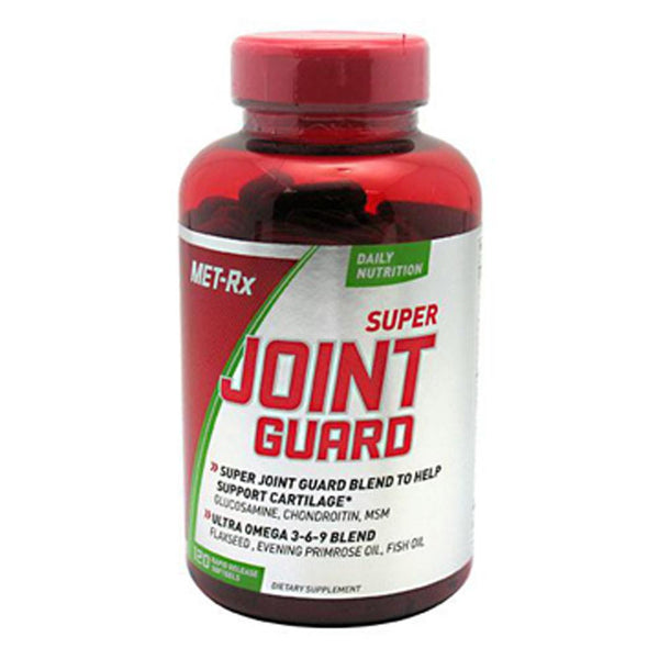 Met-Rx Super Joint Guard 120 Softgels Joint Aid Met-Rx  (1570912108567)