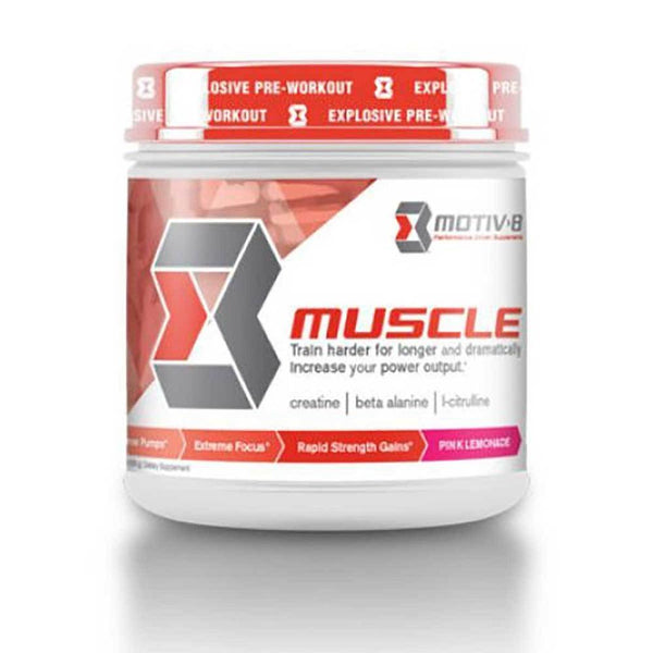 Muscle 30 Servings Motiv-8 Pink Lemonade