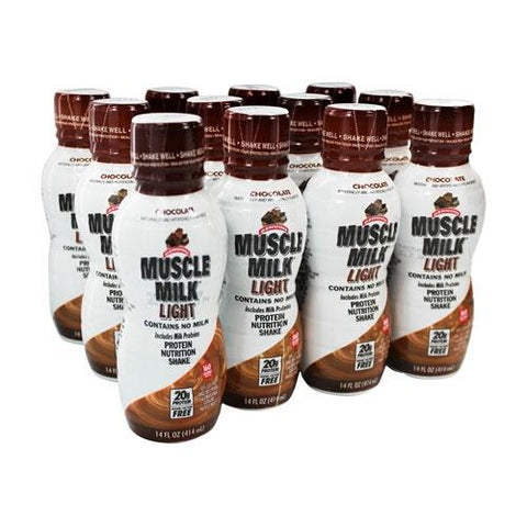 Muscle Milk Light RTD 12/Case