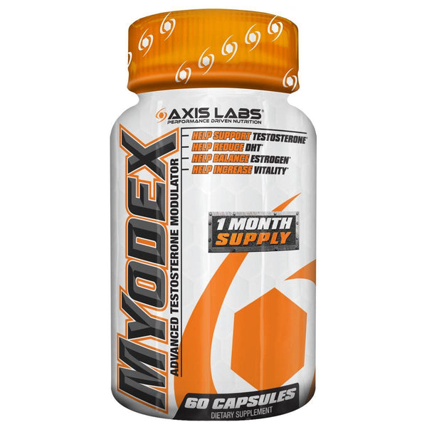 Axis Labs MYODEX 60C Testosterone Support Axis Labs  (1457137778711)