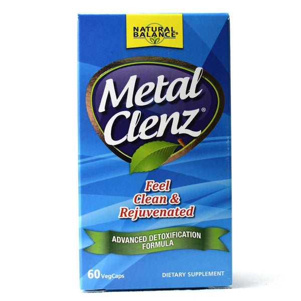 Natural Balance Metal Clenz 60C Specialty Health Products Natural Balance  (572687679521)