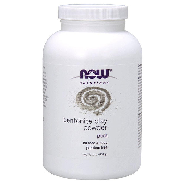 Now Foods Bentonite Powder 1lb Specialty Health Products Now Foods  (1381461884951)