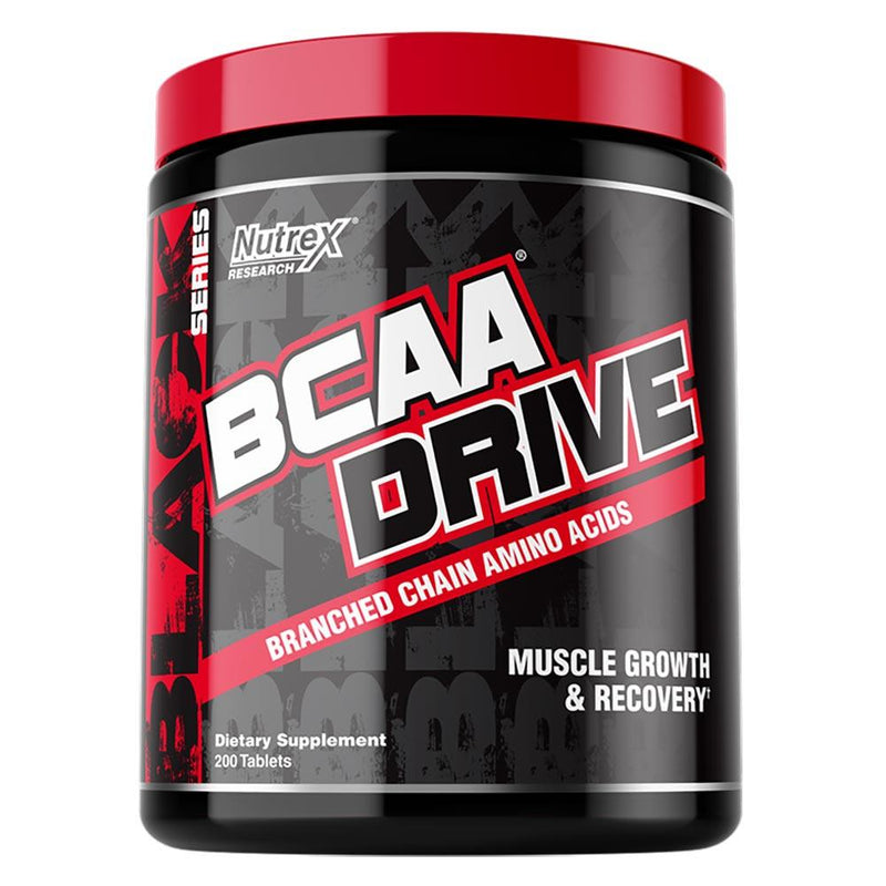 Nutrex Research BCAA Drive 200T Amino Acids Nutrex Research  (3512459886615)