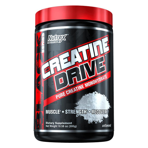 Nutrex Research Creatine Drive 100SV Creatine Nutrex Research  (572710617121)