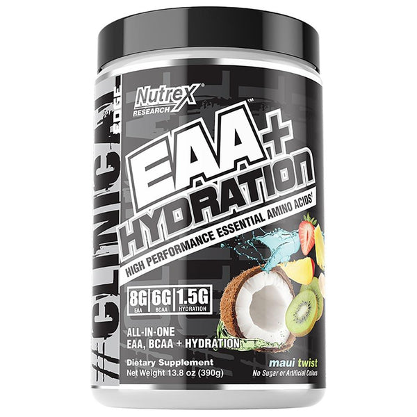 Nutrex Research EAA Hydration Amino Acids Nutrex Research Maui Twist  (4294369083415)