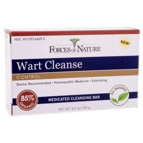 Wart Cleanse Bar Supplements Forces of Nature  (10030936579)