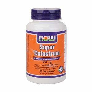 Super Colostrum 500 mg Supplements Now Foods  (10031515011)