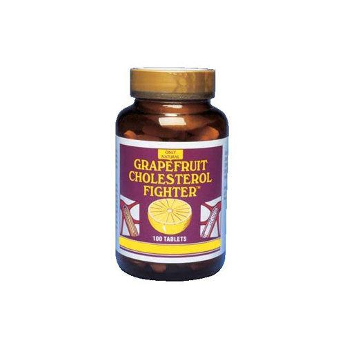 Grapefruit Cholesterol Fighter Supplements Only Natural  (10031594307)