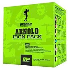 Iron Pack Vitamins & Minerals/MultiVitamins Arnold by MusclePharm  (10030556291)