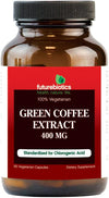 Green Coffee Extract 400mg Supplements Futurebiotics  (10030954883)
