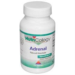 Adrenal Natural Glandular Supplements Nutricology  (10031569283)