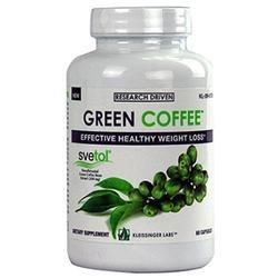 Green Coffee Bean Extract w/ Svetol - Clearance Clearance/Clearance & Closeouts! Kleissinger Labs  (10031197955)