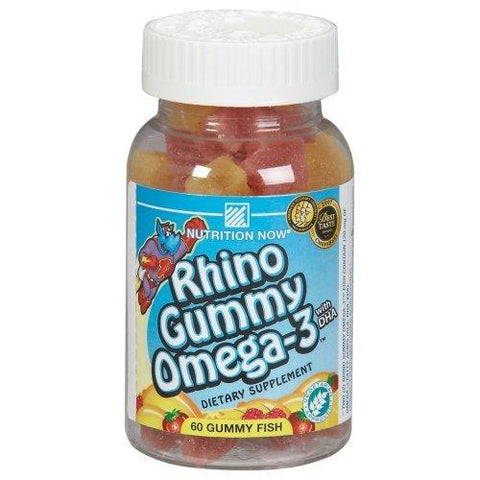 Rhino Gummy Omega-3 with DHA