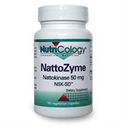 NattoZyme 50 mg Supplements Nutricology  (10031569859)