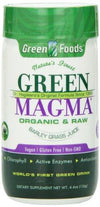 Green Magma Barley Juice Tablets Supplements Green Foods