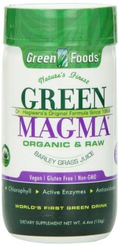 Green Magma Barley Juice Tablets Supplements Green Foods  (10030998979)