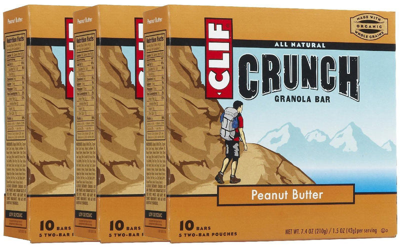 Crunch Granola Bar Supplements Clif  (10028925507)