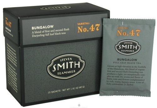 Bungalow Black Tea Number 47 Vitamins & Minerals Smith TeaMaker  (10031771011)