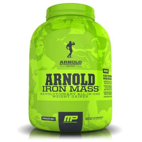 Iron Mass Protein/Weight Gainers Arnold by MusclePharm  (10028736707)