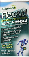 FlexAid Advanced Joint Formula Supplements Naturade  (10031358659)