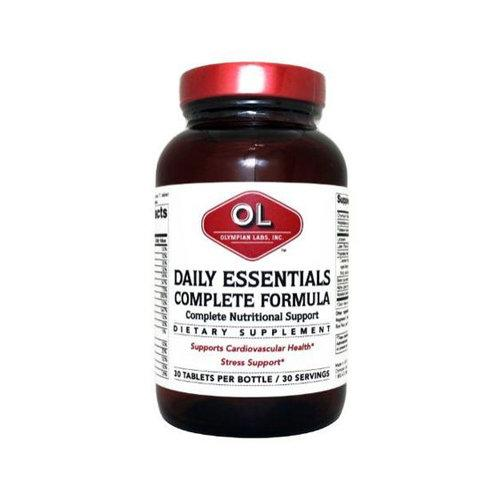 Daily Essentials Supplements Olympian Labs  (10031590723)