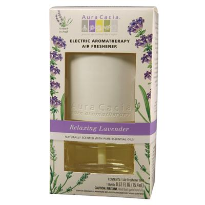 Electric Aromatherapy Air Freshener Health & Wellness Aura Cacia  (10028746371)