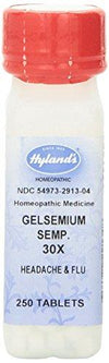 Gelsemium Semp 30x Health & Wellness Hylands