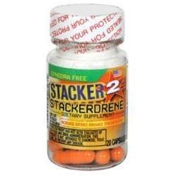 Stackerdrene (Ephedra Free) Supplements NVE  (10031574083)