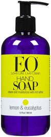 Lemon and Eucalyptus Hand Soap Personal Care EO Products